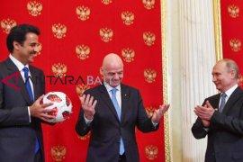 Piala Dunia 2022 Qatar diikuti 32 negara