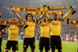Hasil dan klasemen Liga Jerman, Dortmund jaga jarak dengan para pengejarnya