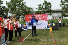 Puluhan atlet panahan Karawang ikuti penyaringan atlet unggul
