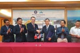 IPB gandeng Taiwan perkuat riset laut dalam