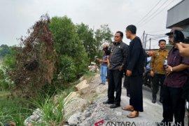 Bekasi anggarkan Rp10 miliar perbaiki jalan amblas Karang Satria