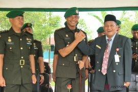 Letkol Inf M Ishak H Baharuddin pimpin Yonif 621/Manuntung