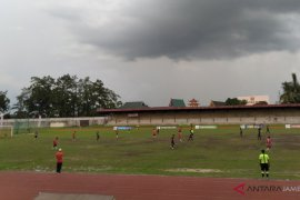 Batanghari melaju ke babak semifinal Sepakbola Porprov
