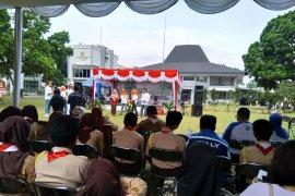 Komunitas Gerakan Tanam Pohon ingin hijaukan kembali Kota Bogor