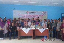 Bawaslu Babel jelajah pengawasan Pemilu di Belitung
