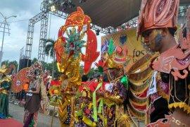 Fashion carnaval meriahkan HUT ke-70 Batanghari