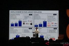 Menkominfo: Ekonomi Digital Diprediksi 130 Miliar Dolar Pada 2020