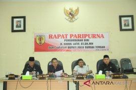DPRD HST sepakati pengunduran diri Abdul Latif