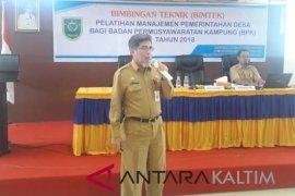 BPK strategis wujudkan pembangunan kampung