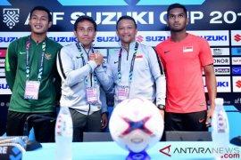 Jelang Piala AFF Indonesia Lawan Singapura