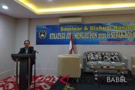 PSSI selenggarakan seminar-diskusi sepak bola industri di Pangkalpinang