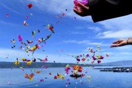 Tabur bunga bagi korban Lion Air dilaksanakan Selasa