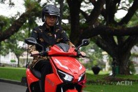 Presiden puji sepeda motor listrik buatan ITS