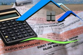 Penerimaan pajak bumi dan bangunan Cianjur capai target