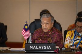 PM Malaysia Mahathir Mohamad ulang tahun ke-94