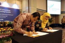 LKBN Antara tanda tangani MoU dengan Himpunan Alumni IPB