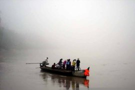 BPBD Bojonegoro akan Cek Kebenaran Penampakan Buaya di Bengawan Solo