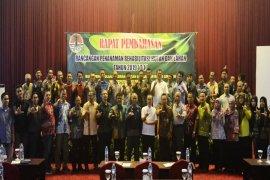 Rehabilitasi Hutan dan Lahan DAS Sekampung Merupakan DAS Prioritas Nasional