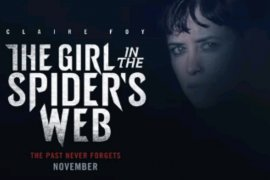 "Hacker ungkap intrik dalam  ""The Girl in the Spider's Web"""