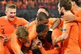 Belanda kalahkan Prancis 2-0 dalam Nation League