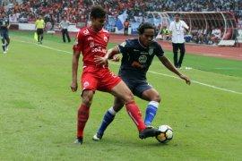 Taklukkan Persela 3-0, Persija mendekat ke gelar juara