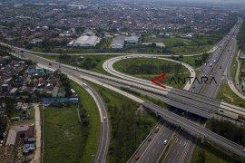 Pencanangan pembangunan tol dalam kota Bandung mundur