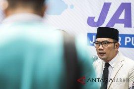 Catatan akhir tahun - Ridwan Kamil dan semangat perangi korupsi
