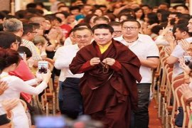 """10 November,  Passang Rinpoche pimpin """"Chau Tu"""" di Denpasar"""