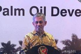 Direktur Eksekutif GAPKI Mukti Sardjono : Produksi melimpah, harga CPO terpuruk