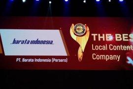 Barata Indonesia Siap Produksi Roda Kereta Api