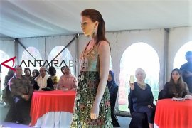 Karya desainer Indonesia memukau masyarakat Afrika Selatan