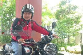 Dulang Suara Pemilu 2019, Legislator PDIP Surabaya Bangun Jaringan Komunitas Motor