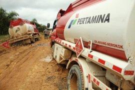 Pertamina sediakan armada khusus angkutan BBM satu harga