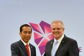 PM Australia Scott Morrison dijadwalkan hadiri pelantikan Jokowi-Ma'ruf