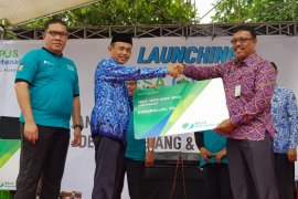 "BPJS-TK Cikupa Launching ""Desa Sadar Jaminan Sosial Ketenagakerjaan"""