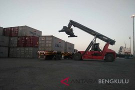 Ekspor Bengkulu didominasi komoditas batu bara