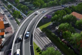 Memecah kemacetan di RE Martadinata