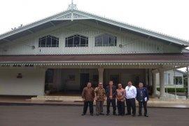 IPB jajaki kerja sama kelola Istana Kepresidenan Cipanas