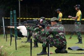 Kontingen TNI-AD Raih 28 Emas di AARM