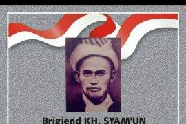 Keluarga KH Syam'un  Apresiasi  Pemberian  Gelar Pahlawan Nasional