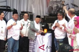 Ma'ruf Amin: Komunikasi santun dongkrak elektabilitas di Jawa Barat