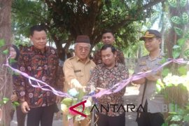 KPU Bangka resmikan RPP-TPP Sepintu Sedulang