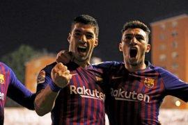 Klasemen Liga Spanyol,  Barcelona naik ke posisi puncak geser Sevilla