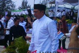 Menag ajak masyarakat Belitung sebarkan pesan kebaikan