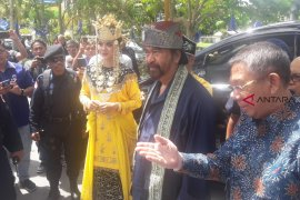 Surya Paloh resmikan Kantor DPW Partai Nasdem Kalimantan Barat