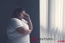 Kelebihan berat badan sebabkan depresi