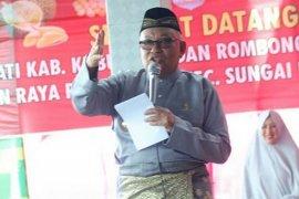 Rusman Ali apresiasi kehadrian Korpri dalam melayani masyarakat