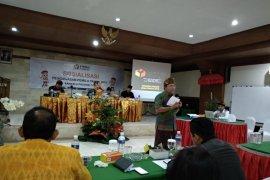Bawaslu Bali sosialisasikan larangan saat kampanye Pemilu 2019