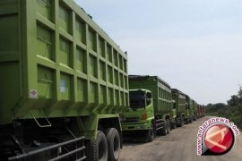 Dewan minta Dishub tindak tegas truk batu bara melintas dalam kota
