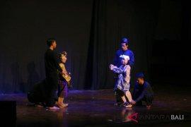"Teatrikal ""Wayang Ental"" meriahkan ""Bali Nawanatya"""